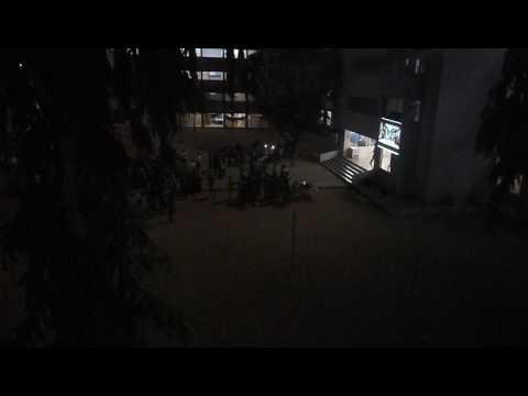 kalasalingam university mens hostel feast