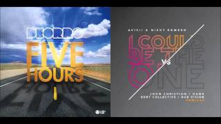 Download Avicii & Deorro - Five Hours (I Could Be The One) [Mark C mashup] MP3 song and Music Video