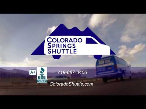 Colorado Springs Shuttle - The Things That Matter Most