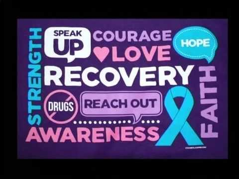 Herman Holloway speaks about Recovery Month p1
