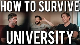 How To Survive University | Modern Wisdom #034