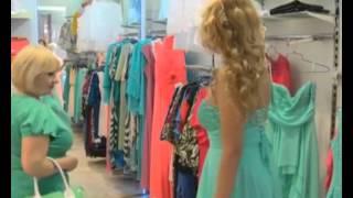 видео Модные платья на выпускной 2013