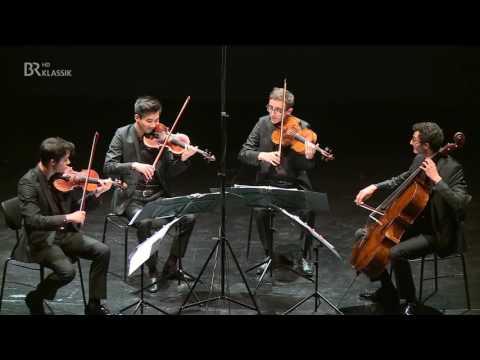 ARD-Musikwettbewerb 2016, Semifinale Streichquartett - Quatuor Arod, Frankreich - BR