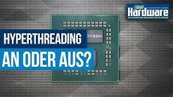 AMD Ryzen 9 3900X | Was bringt Hyperthreading bei 12 oder mehr CPU-Kernen?