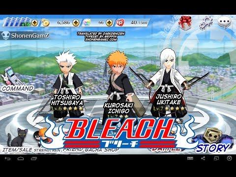 Download Bleach Brave Souls em Ingles Global