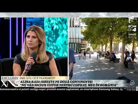 Alina Radi iubeşte pe două continente! Nu mă mut definitiv în Australia