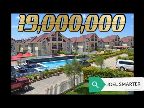 Luxurious 5 Bedroom Townhouse Walk Through Video Youtube