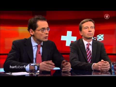 Roger Köppel erklärt Ralf Stegner die Demokratie
