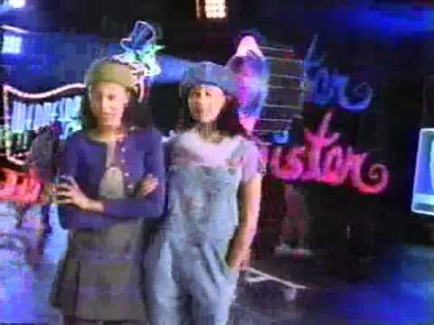 """The WB Promo-""""Sister Sister"""" Twice A Week"""