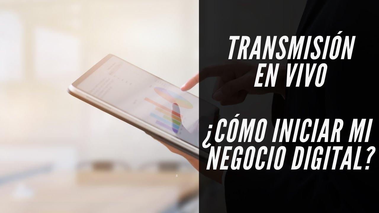 #ProfeVirtual: ¿Cómo iniciar mi negocio digital?
