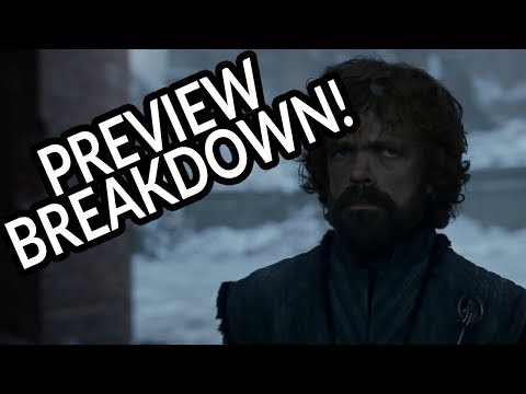 GAME OF THRONES Season 8 Episode 6 Preview Breakdown, Theories and Predictions!