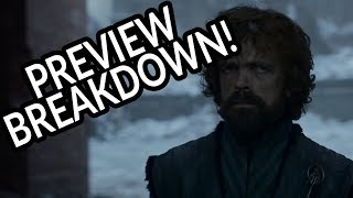 GAME OF THRONES Season 8 Episode 6 Preview Breakdown, Theories and Predictions!   Final Episode