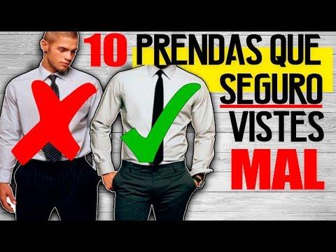 10 PRENDAS QUE SEGURO ESTÁS VISTIENDO MAL  | JR Style For Men