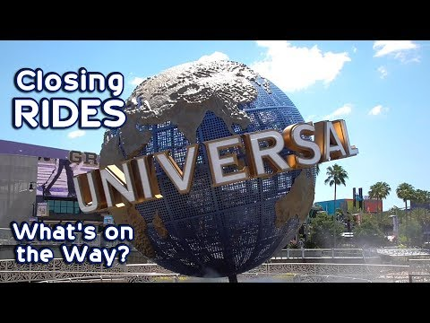 More Rides Closing at Universal Studios Florida and What's Replacing Them - ParksNews