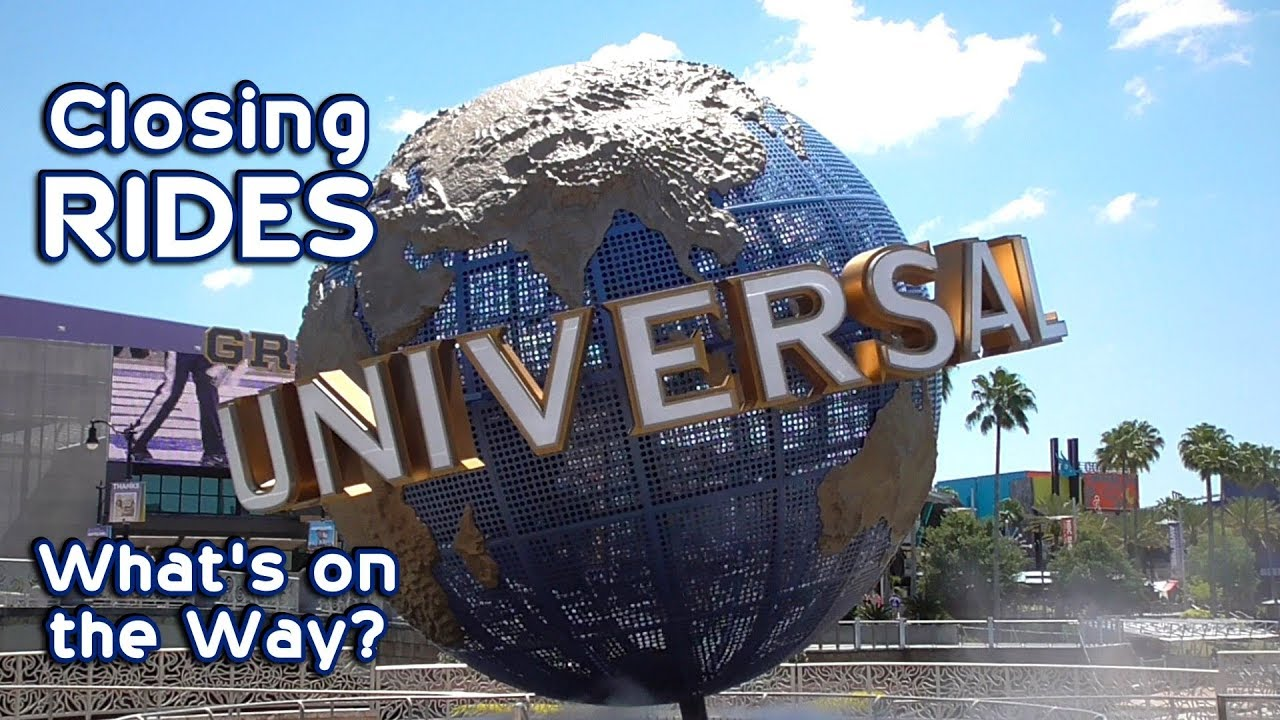 Several Orlando Area Theme Park Attractions Closing Due to Weather This Week