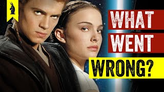 Star Wars Episode II: Attack of the Clones - What Went Wrong? - Wisecrack Edition