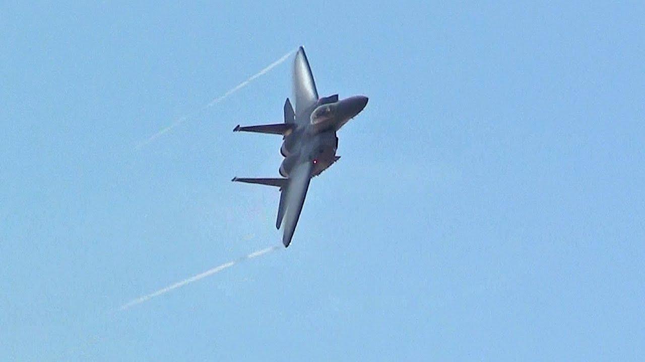 Download 🇺🇸 Great F-15 Strike Eagle Display England.