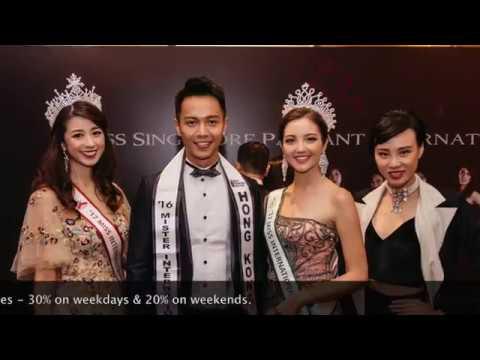 Team Salon - Sponsor of IFBB Singapore Nationals 2018