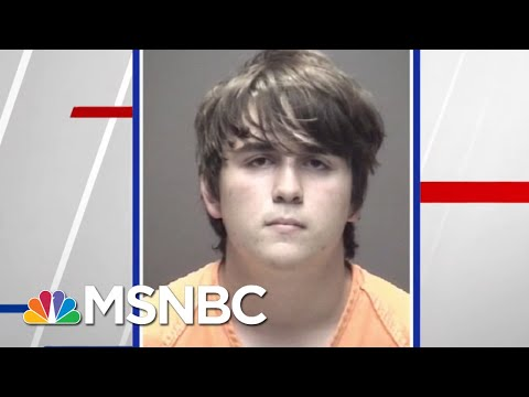Texas Shooting Suspect Makes First Court Appearance | Hardball | MSNBC