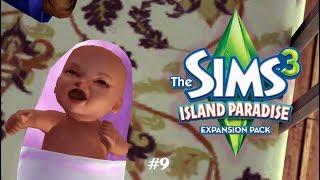 the Sims 3 Семейный круиз #9 Домашние хлопоты