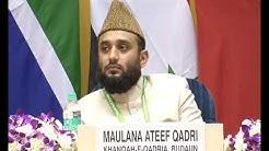 Shaykh Hashimuddin al-Gaylani speech (WSF) Organised by Aiumb