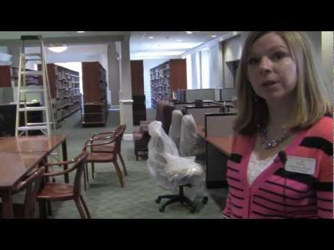 Renovations to the Athens Clarke County Library