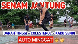 Download lagu Senam JANTUNG | menurunkan DARAH TINGGI | kolesterol | kaku sendi
