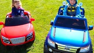 видео: Детскии Электромобиль Новая Машина Покупаем Новыи Джип Андрюше Тест Драив
