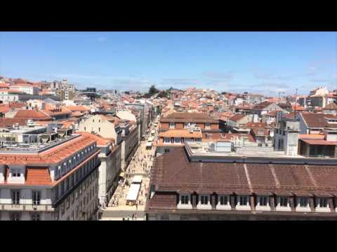 Lisbon (long version) - Portugal 4k
