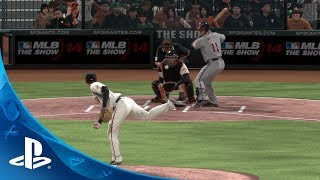MLB 14 The Show I The Cathedrals Are Better on PS4