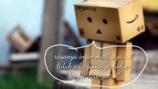 Kartun sedih bikin nangis and baper with ringtone merdu