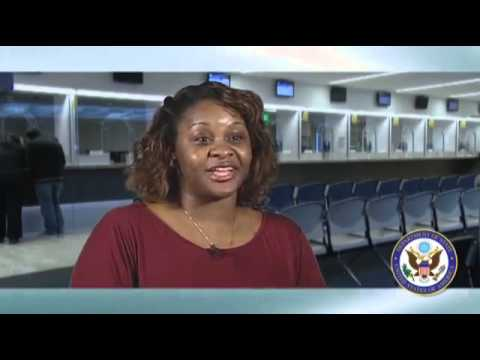 Careers At The U.S. Department Of State: Kristia