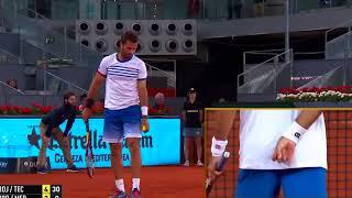 Tennis   Top Unbelievable Reflexes In Tennis