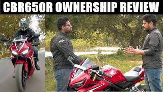 Honda CBR650R ownership review