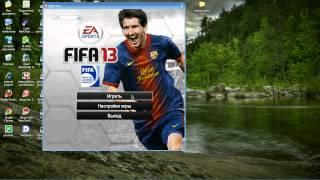 Видео урок.Как запустить FIFA13 на виндовсе ХР?(В конце видеоролика немного неудачно получилось,были проблемы с программой.Поэтому извиняйте ,как получил..., 2012-10-08T17:22:17.000Z)