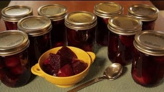 How To Can - Pickled Beets Recipe
