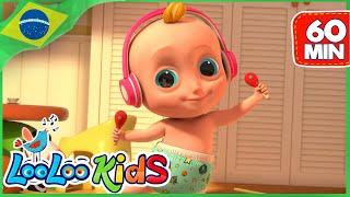 Looby Loo - e Mais Músicas de LooLoo Kids Dublado
