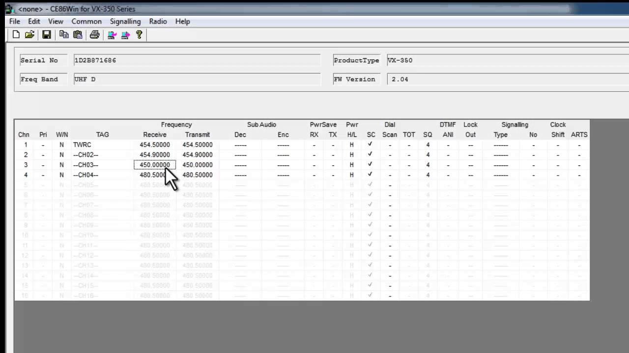 Vertex Vx 454 Programming Software - cruisefree