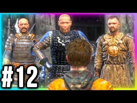 Kingdom Come Deliverance Stealth Walkthrough - SIDING WITH THE BANDITS! (Part 12 - Nest of Vipers )