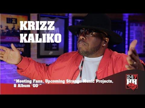Krizz Kaliko - Crazy Experience Hanging With Kid Rock & Tech N9ne (247HH Wild Tour Stories)