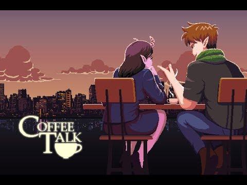 Coffee Talk - Announcement Trailer