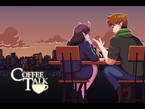 Coffee Talk lets you make coffee for orcs and elves in an alternative Seattle | PC Gamer