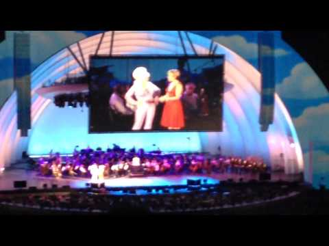 "Beverly D'Angelo (Lurleen Lumpkin) - ""Stealing Homer"" - The Simpsons Take Over Hollywood Bowl"