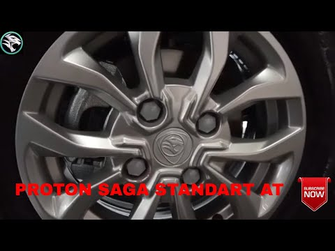 MALAYSIA SEDAN CARS, PROTON SAGA 1.3 AT STANDARD