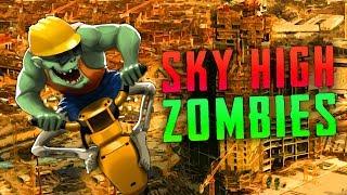Sky High Zombies Call of Duty Custom Zombies