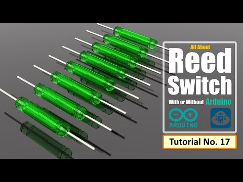 TUTORIAL - Reed switch