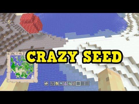 Minecraft Xbox Seed Desert Temple IN Village IN Ravine