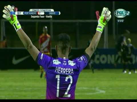 Copa Sudamericana: Sport Huancayo 3-4 Caracas FC