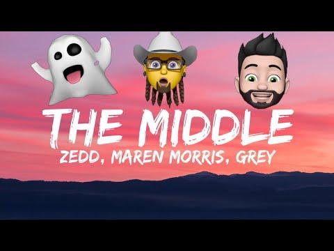 Animoji Karaoke ~ The Middle