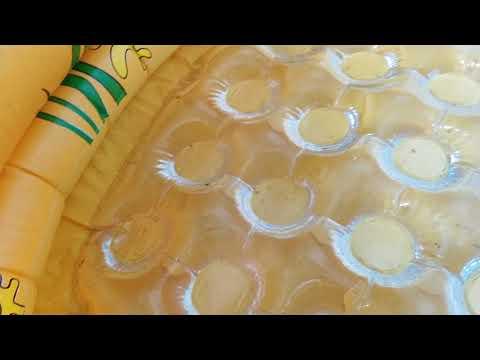 Part3 Hasil Menambal Kolam Renang Plastik Yg Sobek
